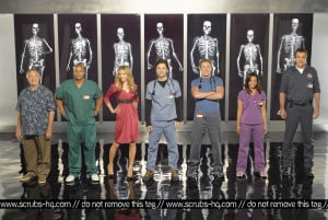 Scrubs Season 8 Photoshoot 2