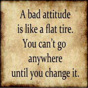 Addiction Quotes- Addict – Addicted – Quote - A bad attitude is ...