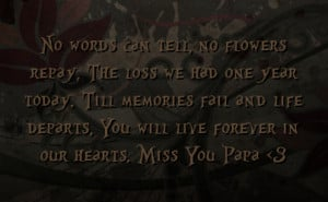 coolest death anniversary quotes