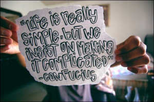 confucius, life, quote, text, typography