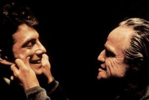 Don Corleone makes friends