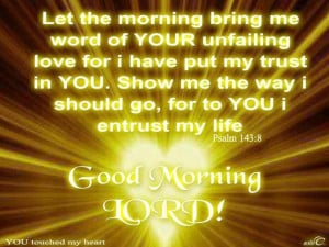 Go Back > Gallery For > Good Morning Have A Blessed Day Quotes