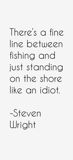 Steven Wright Quotes amp Sayings