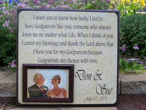 Godchild, Baptism, Christening, Dedication, Poem. From ...
