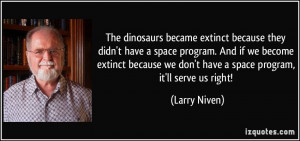 More Larry Niven Quotes