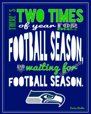 Seattle Seahawks Quotes