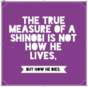 Jiraiya quote