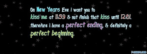 perfect beginning new year facebook cover for timeline