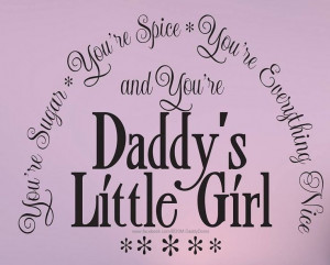AM a Daddy's Girl! I just need to find a good Daddy now! ;)