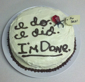 ... October, 2013 Comments Off on 33 Funny Cakes Celebrating Your Divorce