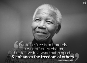 PETA honored Mandela, Martin Luther King Jr. , Gandhi, and others by ...