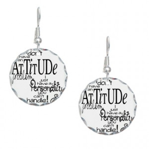 quotes gifts quotes jewelry funniest sayings 3 earring circle charm