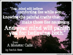 monster calls quote