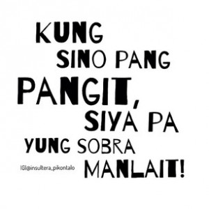 ... quotes #igpinoy #pinoy #pinoyquotes #tagalog #saying #harshquotes