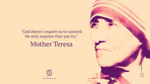 Mother Teresa Quotes HD Wallpaper 23