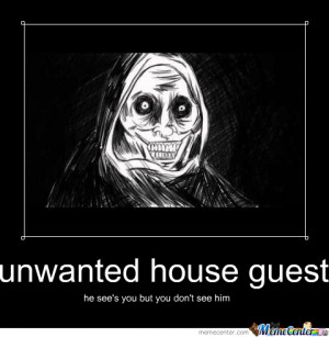 Unwanted House Guest 4