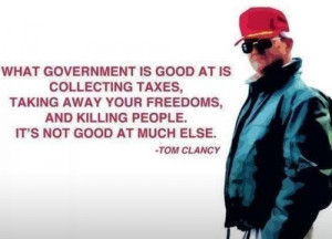 Tom Clancy Quotes (Images)