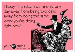 Happy Thursday!