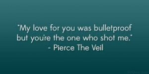 Pierce the veil.!