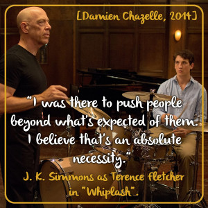 Whiplash [Damien Chazelle, 2014]