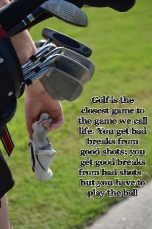 ... quotes about life quotes of life sports sports quotes golf girls golf