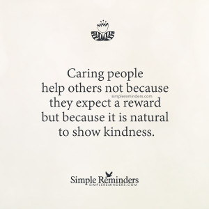 unknown-author-grey-text-cream-paper-caring-people-reward-kindness ...