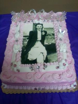 ... Cake, Grandmother'S Birthday, Birthday Ideas, Birthday Cakes, 90Th