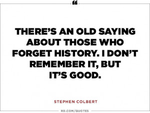 Truthiness! The 14 Best-Ever Stephen Colbert Quotes