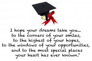 Motivational Quotes for Final Graduation Event Speeches