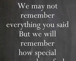 ... Quote Print, Teacher Print, Thank You Teacher Gift, Teacher Quote