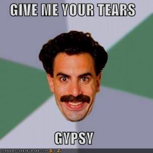 Borat. Never gets old...