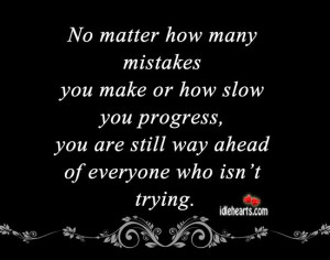no matter how many mistakes you make - Google Search