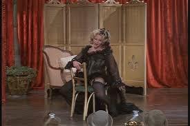 Blazing Saddles: Madeline Kahn as Lily Von Schtupp. Brilliant.