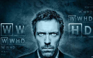 Lol Funny Quote Text House Hugh Laurie Gregory House Doctor Series