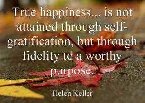 Td Jakes Quotes On Purpose Helen keller purpose quote.