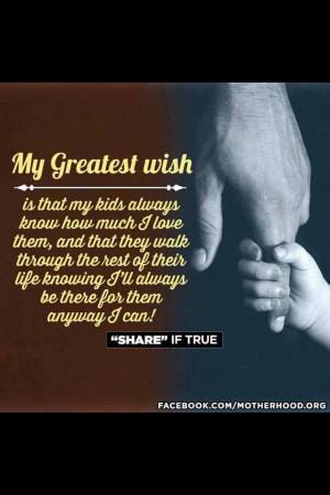 My kids are my greatest treasure
