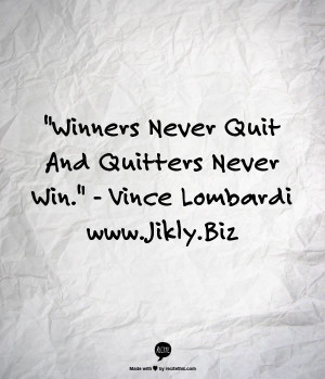 lombardi famous football quotes vince lombardi vince lombardis quote 2 ...