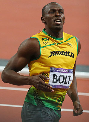 Usain Bolt Beats Yohan...