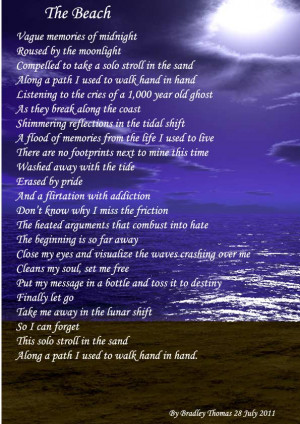 ... beach two poems by matthew beach use this seashore themed poem beach