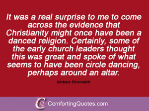 Quotes By Barbara Ehrenreich