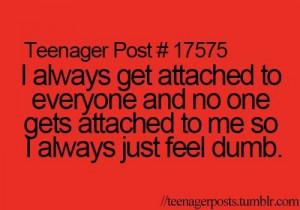 Im a loner.. Teenager posts