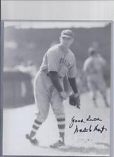 Waite Hoyt Brooklyn Dodgers Baseball HOFer Autographed Rowe 8x10 Photo ...