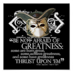 Shakespeare Quotes Posters