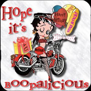 Happy Birthday Betty Boop!!!! Wishing you a wonderful day!!!!
