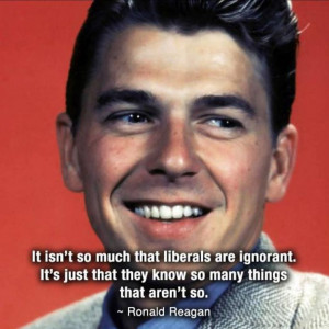 Share these famous Ronald Reagan quotes with all your friends