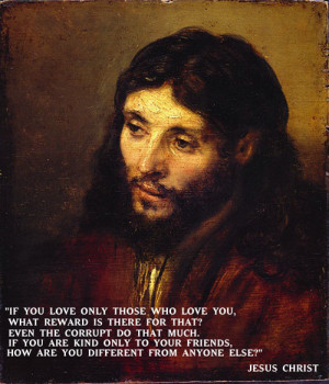 love jesus christ quotes