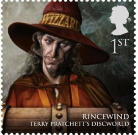 Rincewind the Wizard/ Sir Terry Pratchett's Discworld characters on ...