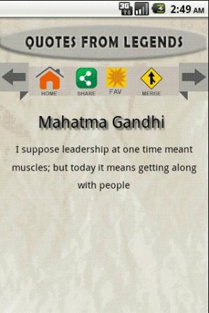 Motivational Quotes - screenshot