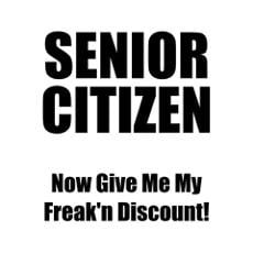 Senior Citizen Poster