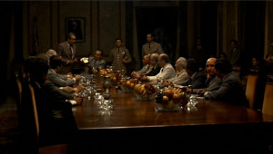 The Campaign Quotes Dinner Table Believe the assassination